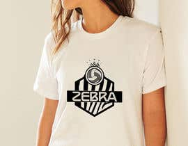 nº 15 pour Zebra Volleyball Image for Tshirt par almamun5436