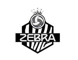 nº 16 pour Zebra Volleyball Image for Tshirt par almamun5436