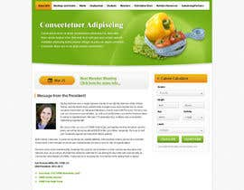 #7 for Website Design for DAND af infodreamz