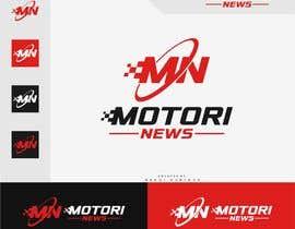 #171 for Logo Design Motori.news af reyryu19