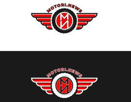 #299 for Logo Design Motori.news af alfasatrya