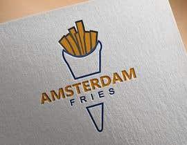 nº 117 pour Design a Logo Amsterdam Fries par israralikhan292
