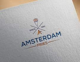 Nro 134 kilpailuun Design a Logo Amsterdam Fries käyttäjältä yousufrana88
