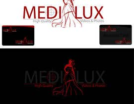 #8 untuk Logo Design for Medialux Photo/Video oleh azeem7890