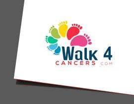 #7 for LOGO wanted Walk4Cancers com af usaithub