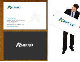 #7 para Logo Design for Airport Admiralty por sultandesign