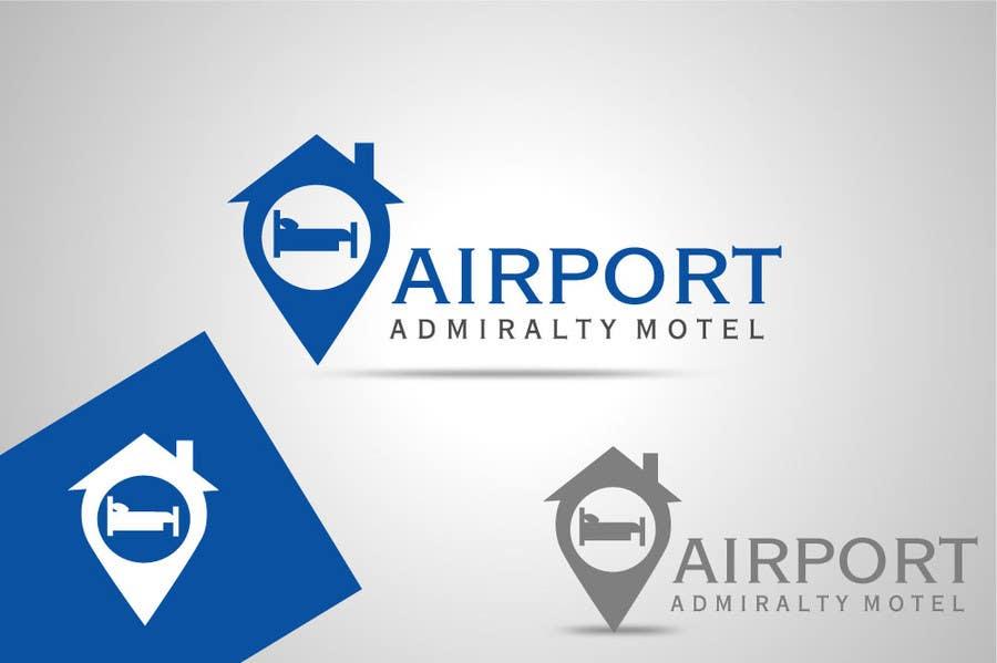 Konkurrenceindlæg #17 for Logo Design for Airport Admiralty