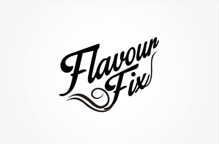 Bài tham dự cuộc thi #                                        127                                      cho                                         Design a Logo for Flavour Fix
