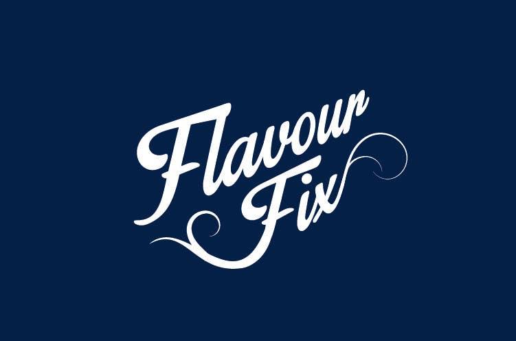 Bài tham dự cuộc thi #                                        128                                      cho                                         Design a Logo for Flavour Fix