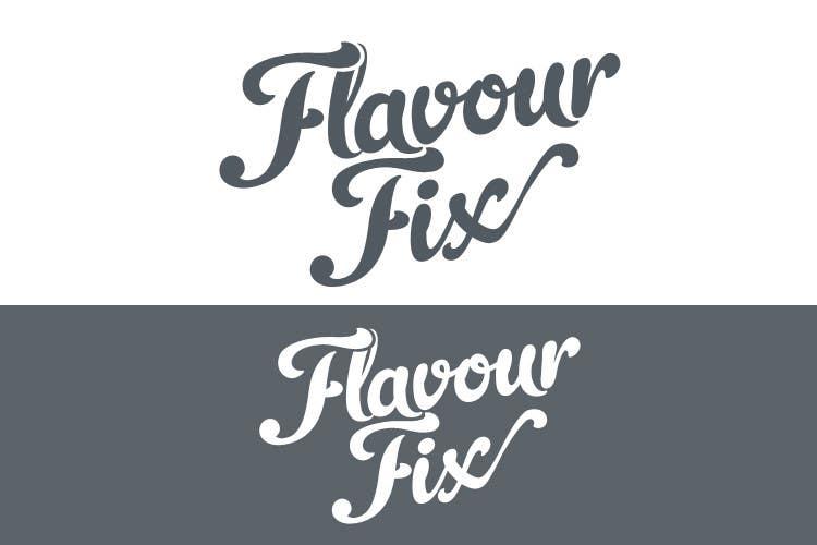 Bài tham dự cuộc thi #                                        120                                      cho                                         Design a Logo for Flavour Fix