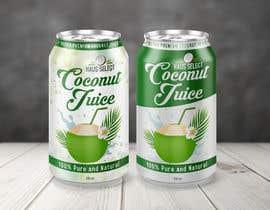 #18 для Logo design and canned drink packaging от uzmaq74