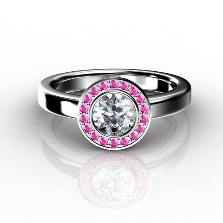 Kilpailutyö #14 kilpailussa Jew Design for Pink Diamond