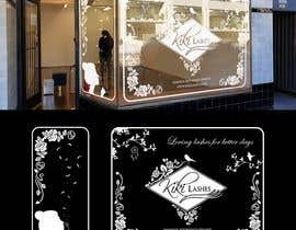 #15 , Window stencil and signage 来自 lyonor