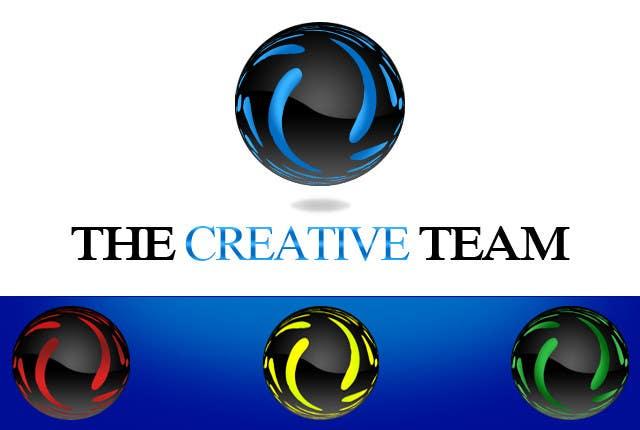 Inscrição nº 439 do Concurso para Logo Design for The Creative Team