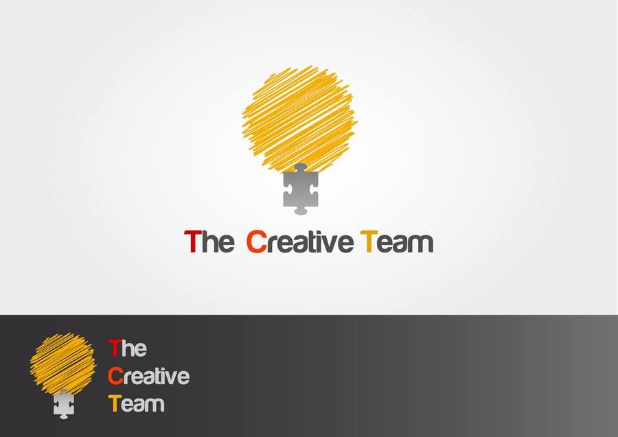 Contest Entry #452 for Logo Design for The Creative Team