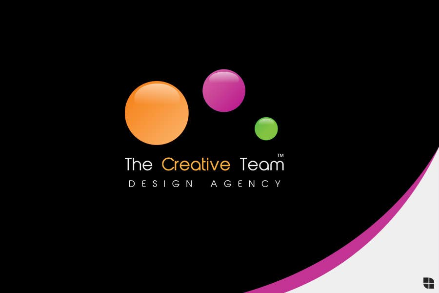 #270 for Logo Design for The Creative Team by oOAdamOo