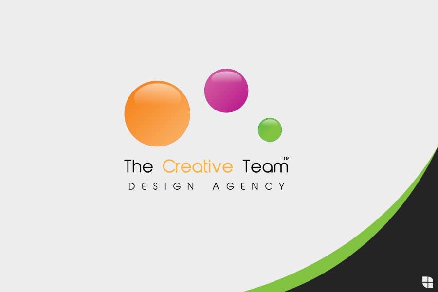 Inscrição nº 271 do Concurso para Logo Design for The Creative Team