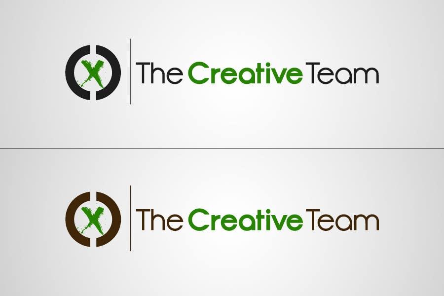 Contest Entry #292 for Logo Design for The Creative Team