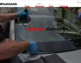 #35 cho Windshield Repair Web Page bởi Wyverne