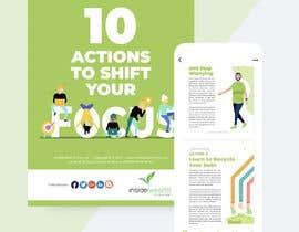 #12 para Create 3 x new brochure eBooks por mirandalengo