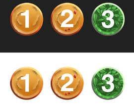 Nro 40 kilpailuun Need 10 eye catching level rewards käyttäjältä Muscle70