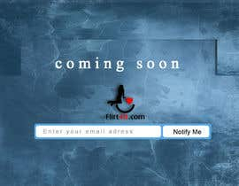 """#28 for Design a """"Coming Soon"""" webpage af Artilicious"""