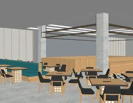 #15 для All you can eat Restaurant /Bar Interior Design от Dreamscape956