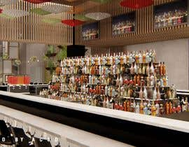 #19 para All you can eat Restaurant /Bar Interior Design por AC3Designe