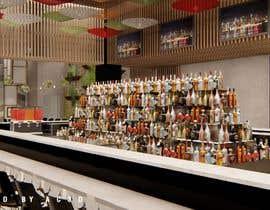 #19 для All you can eat Restaurant /Bar Interior Design от AC3Designe