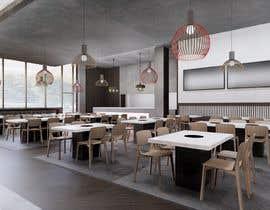 #24 para All you can eat Restaurant /Bar Interior Design por Slomotion