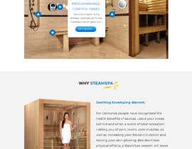#9 for New Website Home Page Design by greenarrowinfo