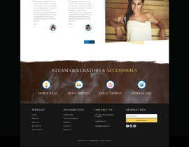 #20 for New Website Home Page Design by saidesigner87