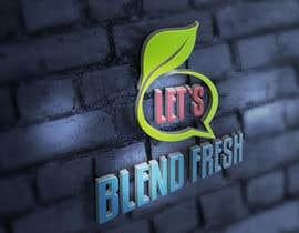 #32 cho Redesign a Logo for Let's Blend Fresh bởi Naumovski