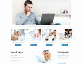 #19 para Wordpress Theme Design for IT Tech Support Help $650 to $1000 por chinnapd007