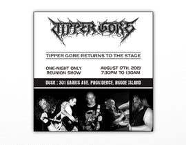 """#18 cho Facebook ad, posts, and art. Design a digital """"gig flyer"""" for my metal band's concert. bởi luphy"""