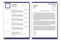 Graphic Design Konkurrenceindlæg #1 for Graphic Design for CV and cover letter