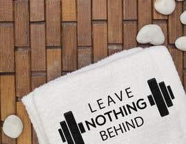 #16 for Design me a gym towel by shehabo0o