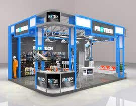 #48 for 3D exhibition stand by Rinarto