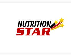 #608 para Logo Design for Nutrition Star por pinky