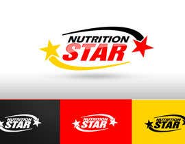 #625 para Logo Design for Nutrition Star por twindesigner