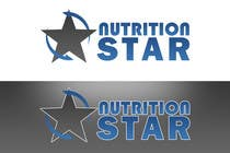 Graphic Design Contest Entry #360 for Logo Design for Nutrition Star