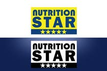 Graphic Design Contest Entry #355 for Logo Design for Nutrition Star