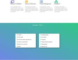 #7 for Webflow Experts ONLY contest : Build a Webflow Parallax style Informational website -- 2 by gabortoth05