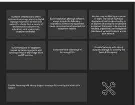 nº 24 pour Webflow Experts ONLY contest : Build a Webflow Parallax style Informational website -- 2 par TaylonSopeletto