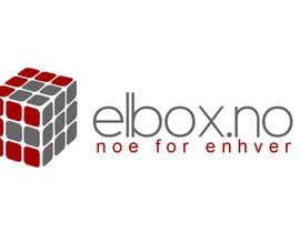 #9 for Logo design for www.elbox.no by grafixsoul