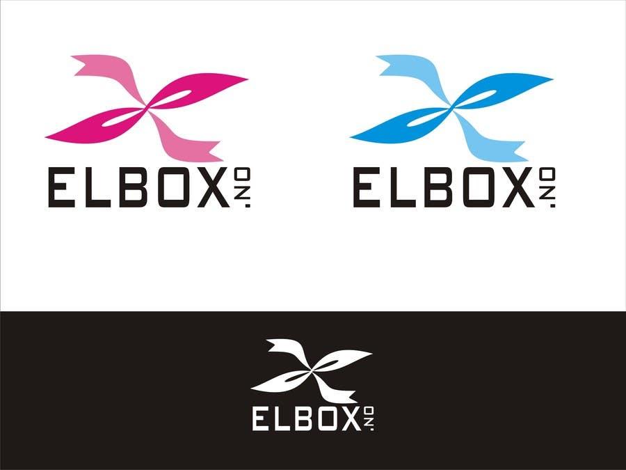 Inscrição nº 78 do Concurso para Logo design for www.elbox.no