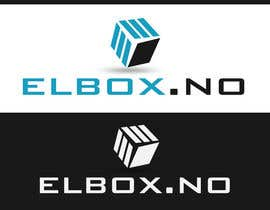 #42 for Logo design for www.elbox.no by Don67