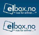 Graphic Design Inscrição do Concurso Nº96 para Logo design for www.elbox.no