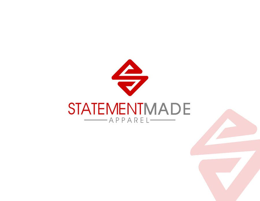 #15 for Icon or Button Design for Statement Made Apparel by mega619