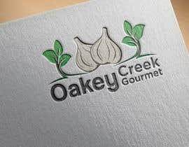 InsanityXX tarafından I require a business logo designed for my garlic farm , the name on my garlic farm is called Oakey Creek Gourmet için no 32